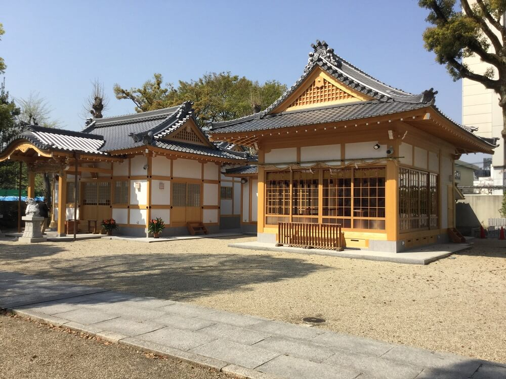 高槻市の寺社
