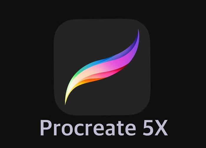 Procreate5Xの新機能と変更点